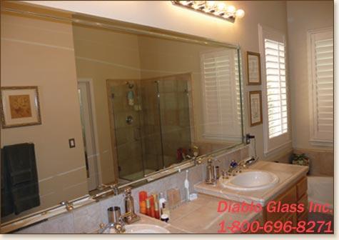 Diablo Glass Inc Mirrors And Wardrobe Doors