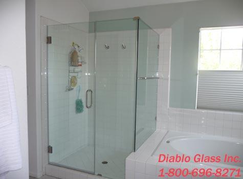 Diablo Glass, Inc. Custom Showers